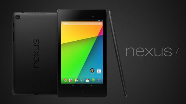 Google kondigt nieuwe Nexus 7 aan