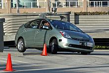 Google krijgt in Nevada licentie voor zelfrijdende auto