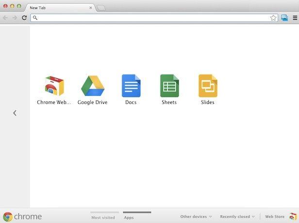 Google lanceert Chrome Apps voor Docs, Sheets & Slides