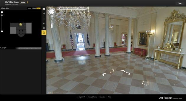 Google lanceert uitgebreid Art Project in Nederland