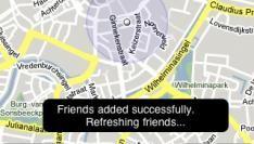 Google Latitude eindelijk op de iPhone