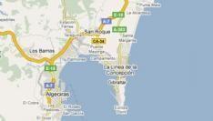 Google Maps: Falklands of Islas Malvinas?