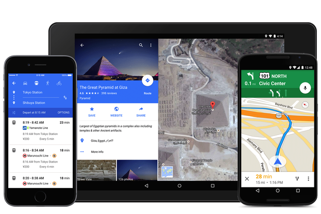 google-maps-vernieuwd