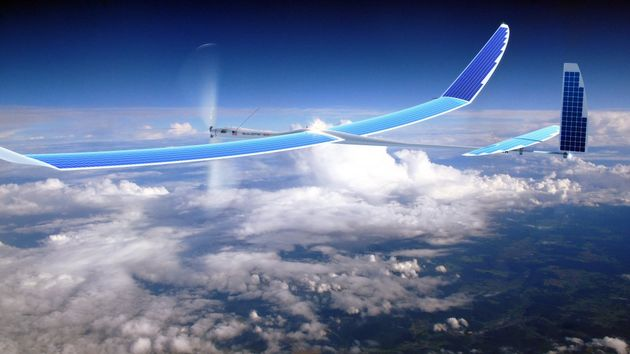 Google neemt drone startup Titan Aerospace over