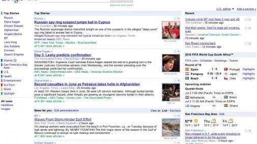 Google Nieuws wordt meer relevant