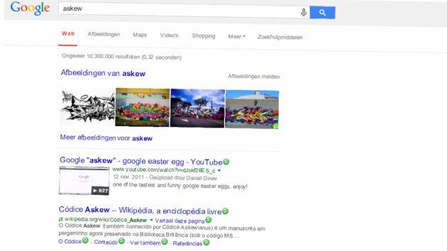 google pagina kantelen artikel
