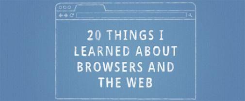 Google publiceert digitaal boek over web ter ere van verjaardag WWW