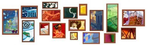 Google's Holiday Doodle
