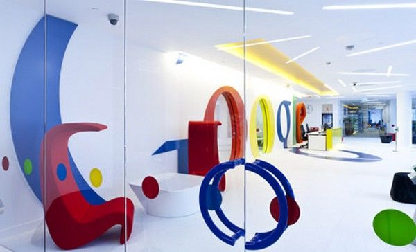Google's kantoren