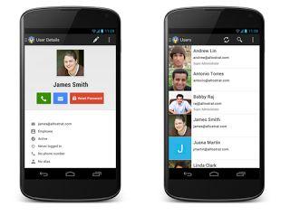 Google vernieuwt admin-app Google Apps