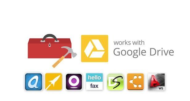 Google vertelt meer over de API van Google Drive
