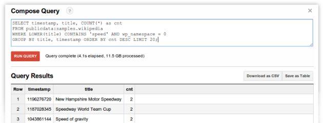 Google voegt nieuwe functies toe aan BigQuery