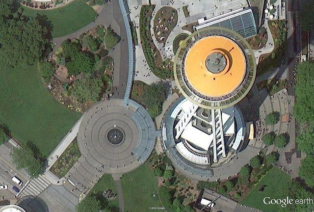 Google voegt nog meer hoge resolutiefoto's toe aan Maps en Earth