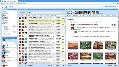 Google Wave in 2010 voor iedereen én open-source beschikbaar
