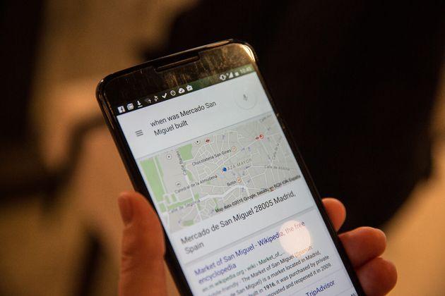 google-zoeken