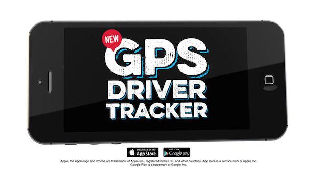 GPS-Driver-Tracker