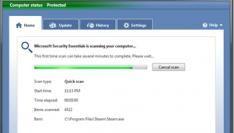 Gratis anti-malware van Microsoft
