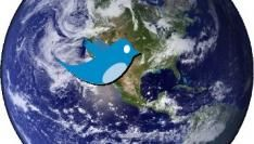Groei Twitter Wereldwijd