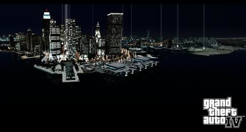 GTA IV website in de lucht
