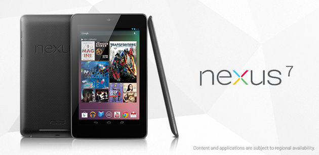 Hands-on met de Nexus 7 tablet