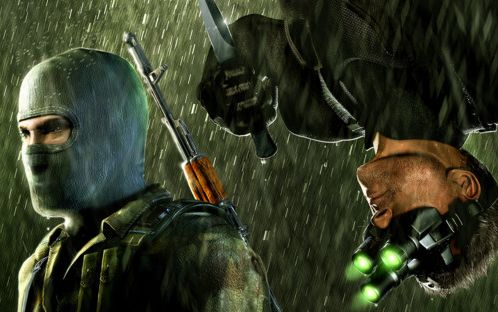 HD-remakes all around: Abe's Oddysee, Splinter Cell trilogie en...Metal Gear !?