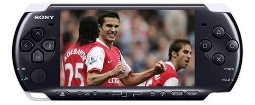 Herhalingen kijken op de PSP