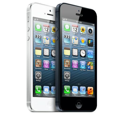 Het nieuwe wonder van Apple heet iPhone 5