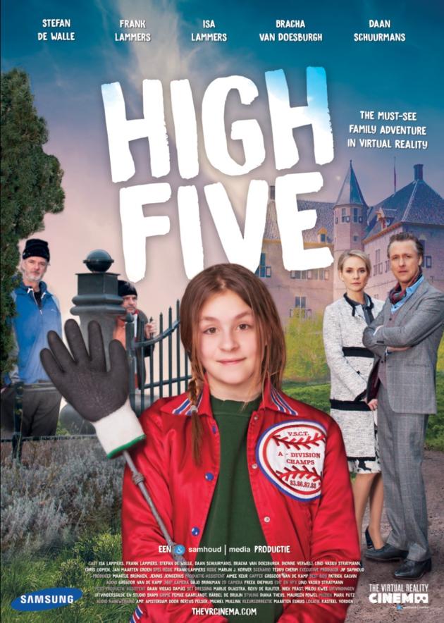 High Five filmposter