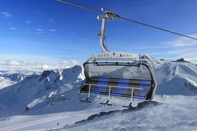 Winter in the Zillertal: the largest ski valley in the world!