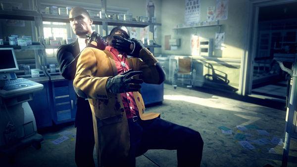 Hitman: Absolution op Gamescom: Bulls-eye!