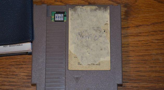 Hoe kan een NES game $100.000+ opbrengen?