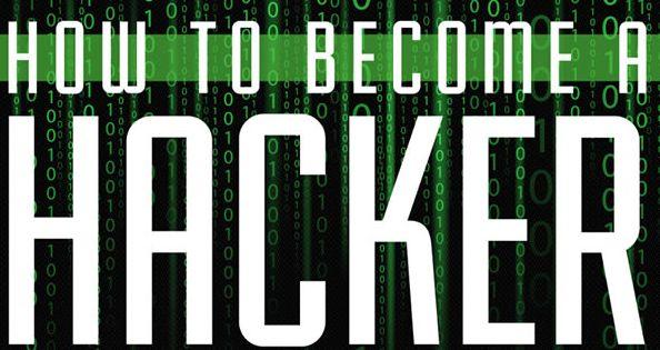 Hoe word je een hacker? [infographic]