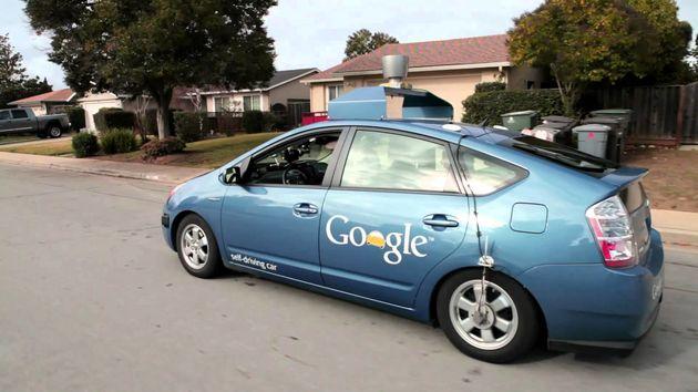 Hoe ziet de toekomst eruit van zelfrijdende auto's [infographic]