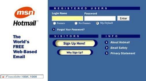 Hotmail bestaat 15 jaar