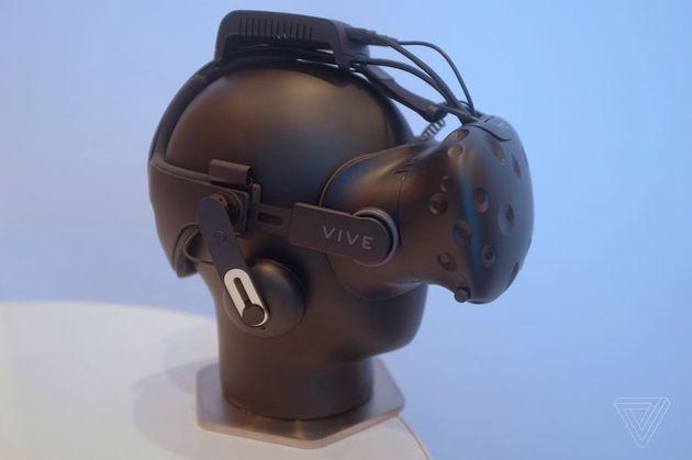 HTC Vive draadloss TPCast