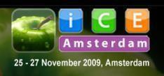 iCE'09 Awards voor mobiele applicaties