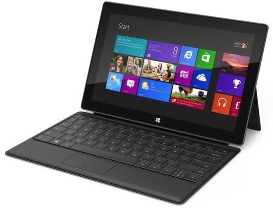 IDC: 'Microsoft zal meer dan 3 miljoen Surface tablets produceren'
