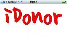 iDonor de digitale donorpas