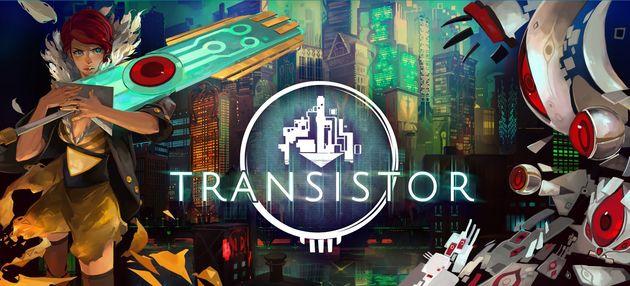 Ik had even geen woorden voor Transistor