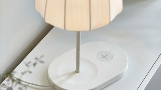 Ikea Qi meubels met draadloze oplader