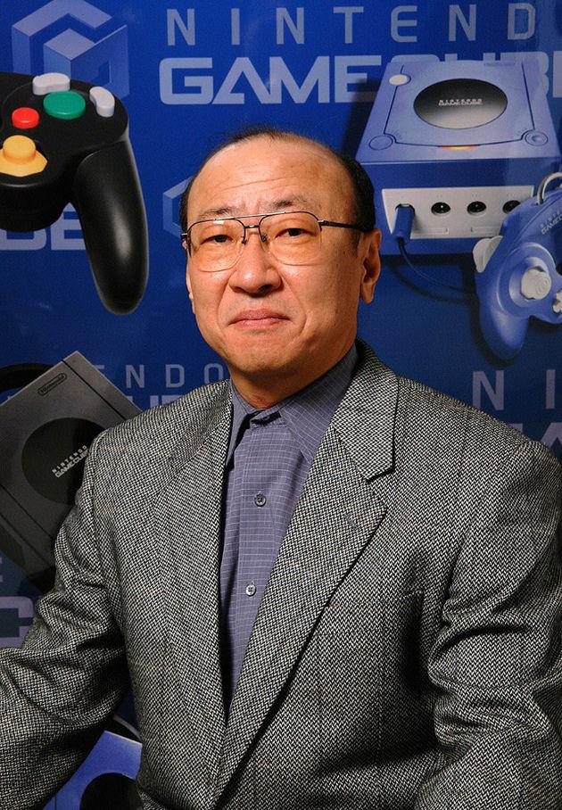 Tatsumi Kimishima, de nieuwe president van Nintendo