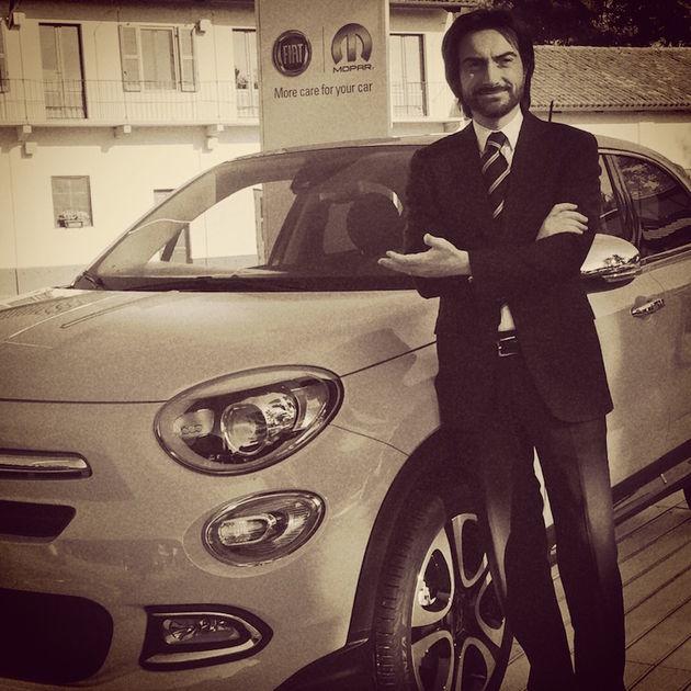 GianLuca_Italia_CEO_EMEA_Fiat