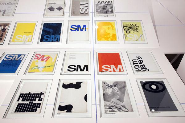 In het Stedelijk Museum: Wim Crouwel, een grafische ontdekkingsreis.