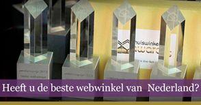 Inschrijvingen Thuiswinkel Awards 2014 zijn gestart