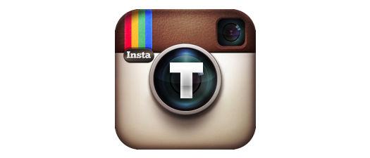 Instagram in 140 karakters