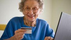 """Internet gebruik in Europa onder """"ouderen"""""""