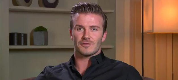 Interview met David Beckham via Google+ Hangout