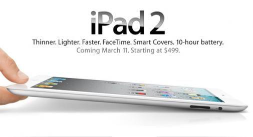 iPad 2 prijzen bekend