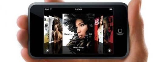 iPod grote winnaar kerstverkopen