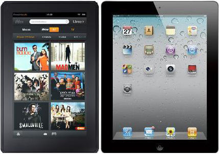 Is dit Apple's reactie op de Kindle Fire?